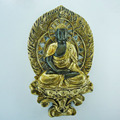 Polyresin buddha wall decor for sale.