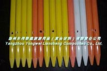 High Strength Fiberglass Frp Flat Bar/Sheet/Batten