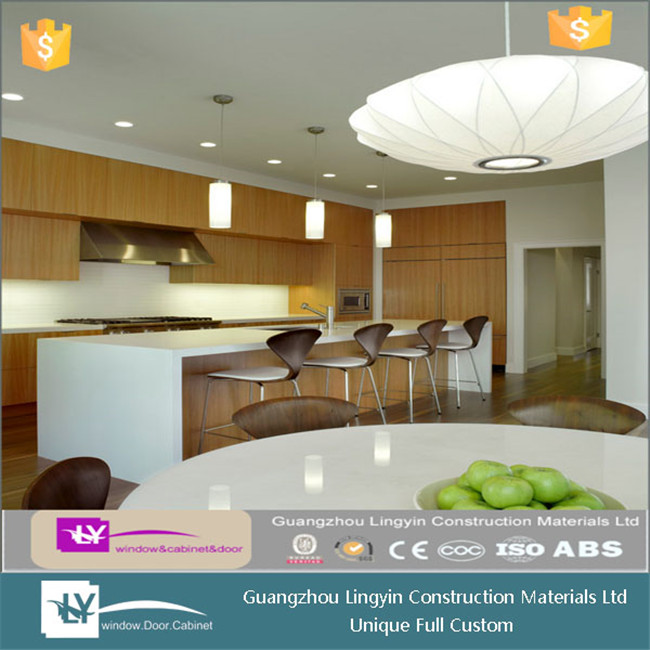 prefabricated modular kitchen cabinets design color combinations for Knock down furniture