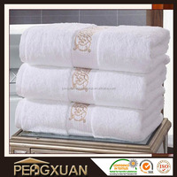 Comfortable terry cloth printed hotel face towels made in china wholesale
