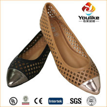 YL6608 new arrival 2013 ladies flat shoes