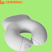 High Quality Care Natural Foam Pleats Neck Relaxing Memory Foam Pillow