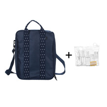 Wholsale 17-inch Multi-functional Multi-capacity Carry-on Shoulder Travel Bag with 5Pcs Spray Bottle