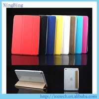 3 folders flip stand case for samsung galaxy tab 4 10.1 t530 cover