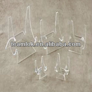 factory manufacture acrylic easels for small object