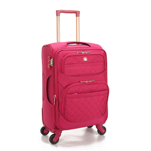 72a373030a45 Manufacturers ballistic nylon luggage trolley bags for travel