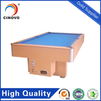 Coin Operated Pool Table-4