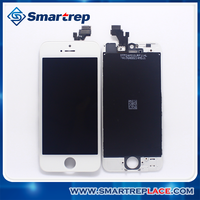 Original AAA+ assembly for iphone 5 5G display replacement digitizer