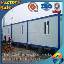 prefab camping villa home manufacturer trailer mobile house