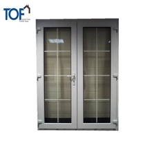 TOF steel security Garden metal door