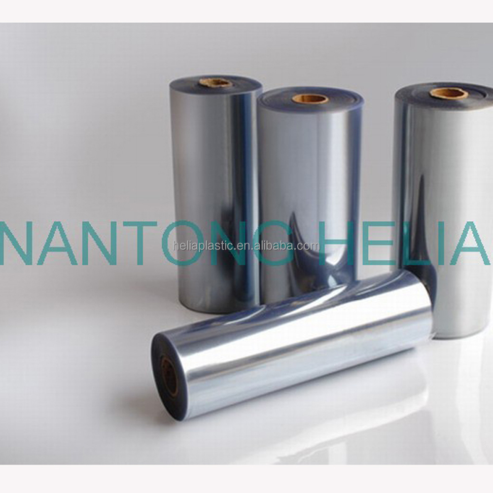 Nantong Helia Plastic Pharmaceutical PVC Rigid Sheet for Pharma Grade