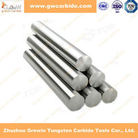 330L HRC55 cemented solid carbide rod for non-ferrous precision cutting and wood cutting