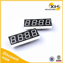 4 Numbers NEWSHINE LED Clock Countdown Sign Display, Digital Display Unit