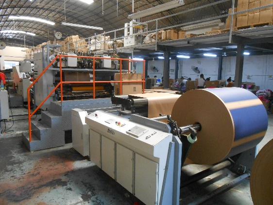 Bag Making 1 (Automatic Production)