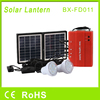 2016 hot selling portable solar home systems with usb for phone charging