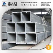 RECTANGULAR STEEL PIPE 200X100 FOR ENERGY CLASS ROOM