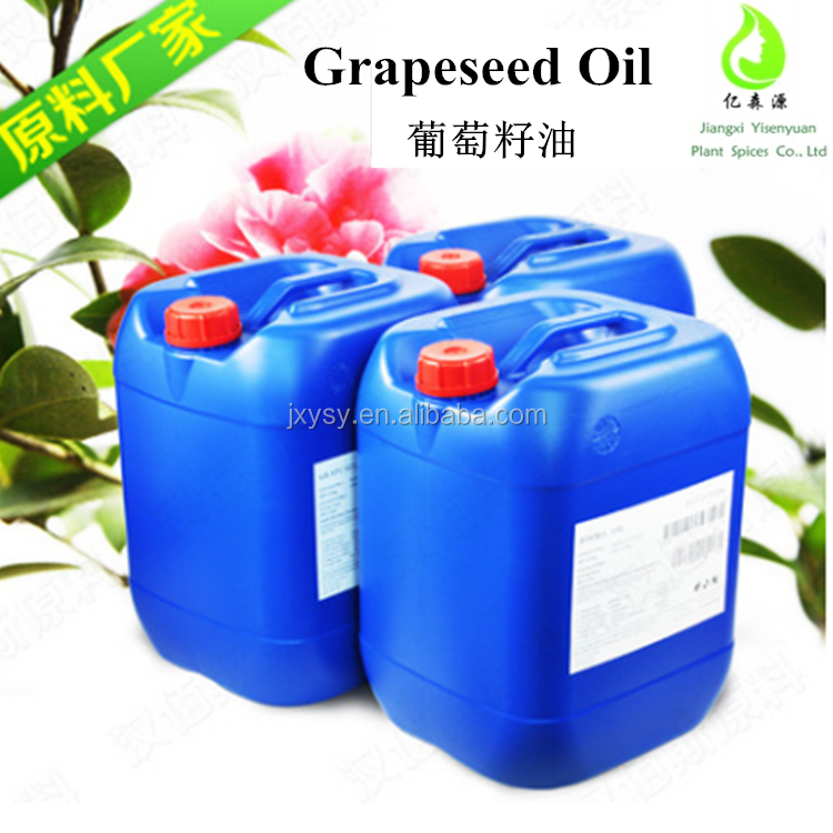 Cold Press Cheap Grapeseed Extract Oil Pain Massage, Skin Care