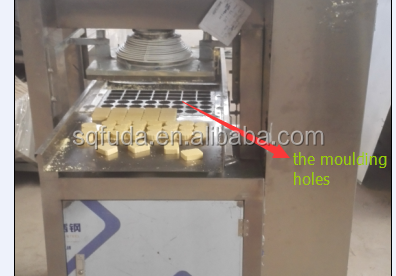 High performance ! Bean cake making machine Green bean cake forming machine