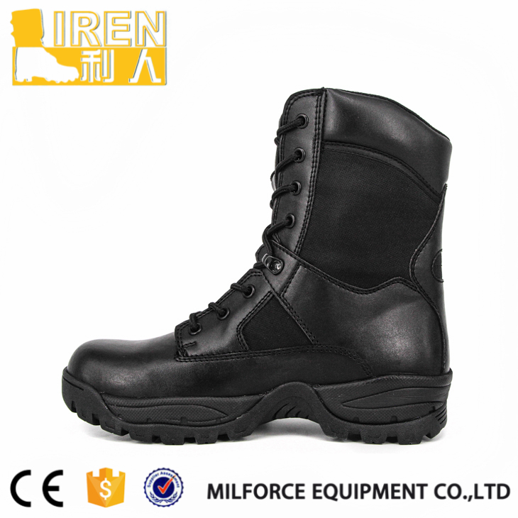Free Sample Men's Classic High Ankle Tactical tactical boot