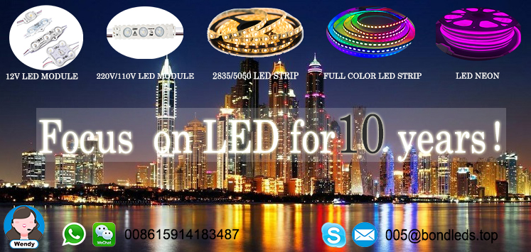Dc 12v Led Module Advertising Waterproof Ip 65 Injection Led Module
