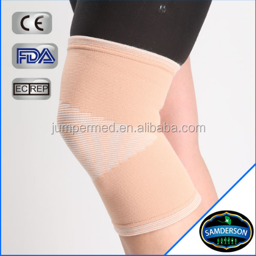 ELS-401, ELS-402 Excellent Compression knitting elastic knee sleeve, knee brace