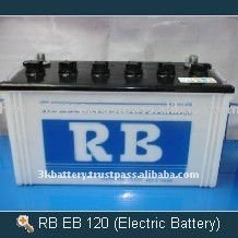 RB EB 120 Maintenance Free Deep Cycle Battery