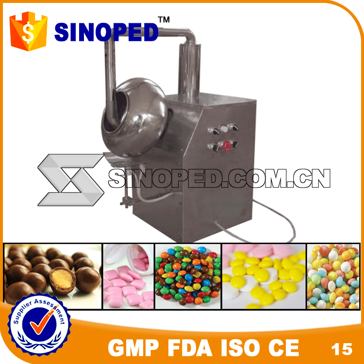 BY-300 / BY-400 Tablet Sugar Coating Machine