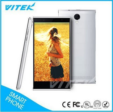 New Arrival MTK 6582 Processor 2gb Ram Two Camera 4G Lte Smartphone