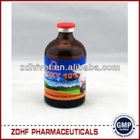 Veterinary medicine company animal antibiotic drug Doxycycline 10% injection for cattle camel