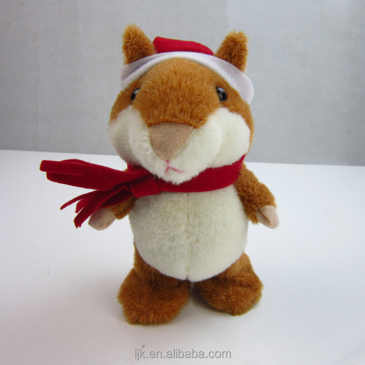 electronic walking and talking hamster hot toys for christmas 2015