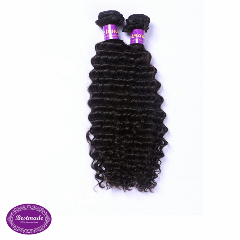 100% Human Hair Hot New Products China Hair Factory In 24 Inch Malaysian Deep Wave Hair