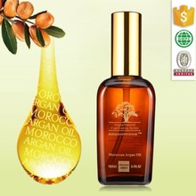 Private label manufacturer bio argan oil for skin care