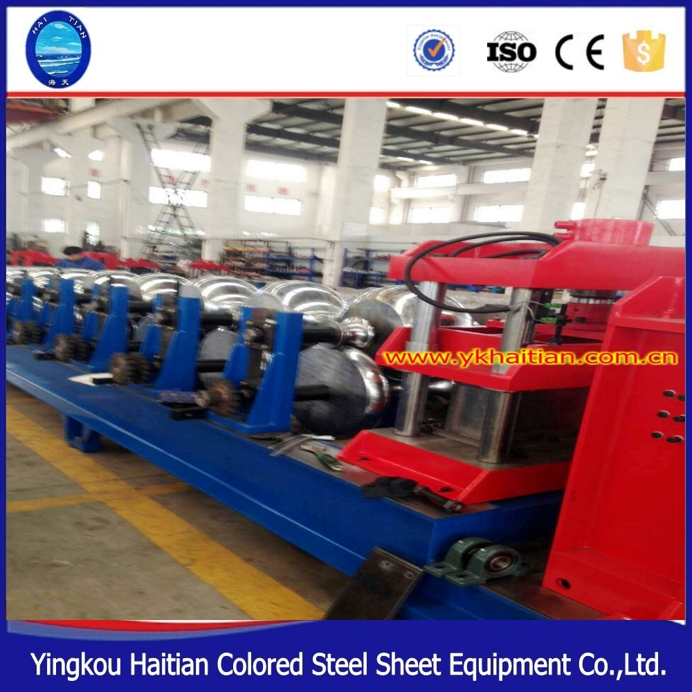 Use Arch Style Building Professional Arch Roof Screw Joint Metal Cold Roof Roll Forming Machine