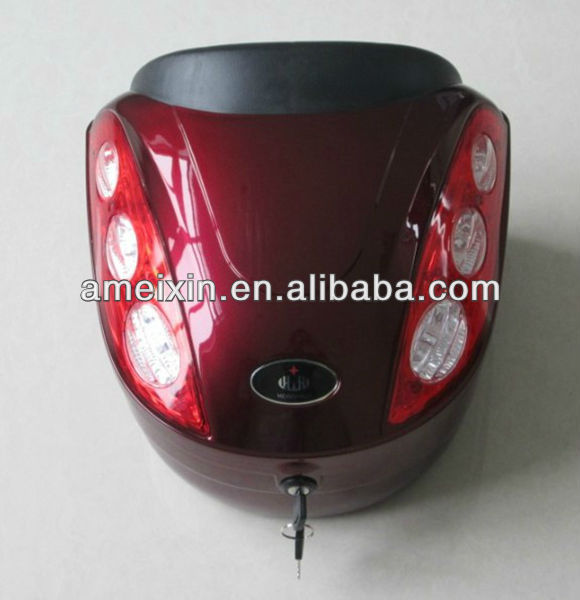 Customized Motorcycle Tail Box