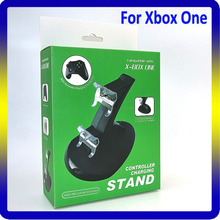 For Xbox One Controller USB LED Charger Charging Stand Dock for Dual