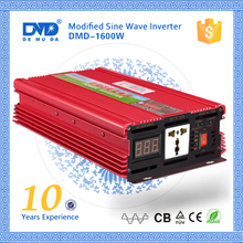 Single phase modified sine wave off grid small 1.5kw inverter made in China