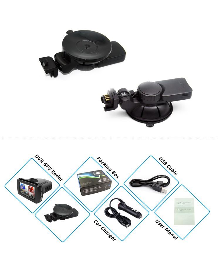 1296 p ambarella a7 gps d tecteur de radar avec voiture dvr cam ra et enregistreur vid o buy. Black Bedroom Furniture Sets. Home Design Ideas