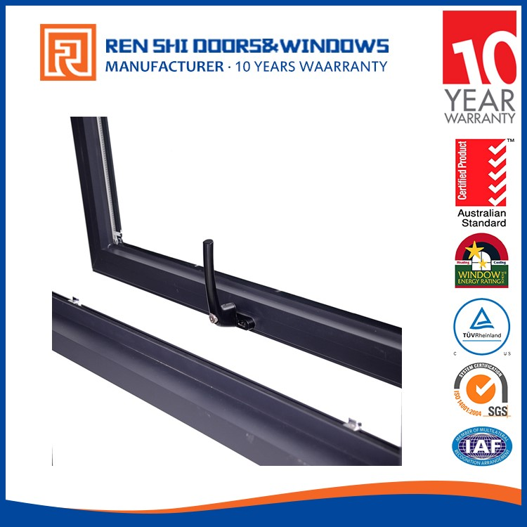 Aluminum Alloy Awning Window aluminium windows and doors comply with Australian