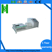 Coefficient of friction testing equipment testing machine