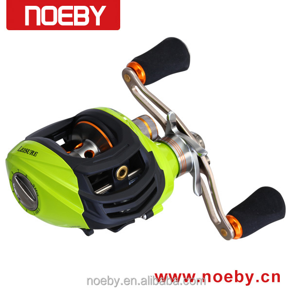 NOEBY fishing rods & reels low profilt baitcast fishing reels