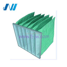 reasonable price Auto Air Filter Materials,Pre Bag washable synthetic air filter