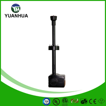 Low Water Auto Shut-off Submersible Fountain Pump With LED Light