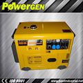 2013 Hot Sales!!!POWER-GEN 10HP Engine Silent diesel generator welder
