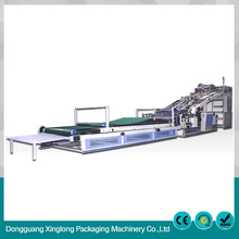Fine design carton machine automatic used flute laminating machine