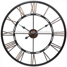 New design cheap price hot sale gear wall clock