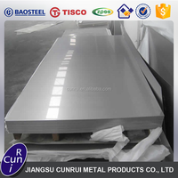 High Quality 3cr12 Stainless Steel Sheet for Building Metal Material