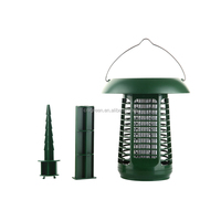 Outdoor Garden Solar energy UV LED Environmental Mosquito insect killer Lamp