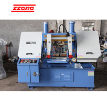 GB4235 saw machine large band saw for sale mini metal cutting machine