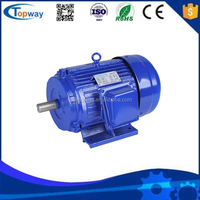 Voltage 220/3/0/440/660V electric motor for power transmission gear reducer