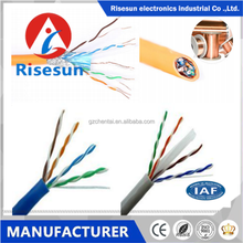 Ethernet Cat 6 6a 5e Network fire resistant amp 305m 5000ft roll lan utp sftp cabling cat6 cat5e cat5 cable price